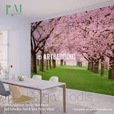 exceptional stick vinyl artbedding along with autumn tree wall