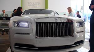 roll royce 2015 rolls royce u0027s new fashion inspired wraith is haute couture on
