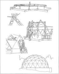 geodesic dome home interior how geodesic dome is made material history used