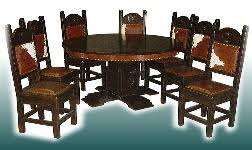 Mexican Dining Room Furniture Southwestern Kitchen Dining Tables Southwest By Santa Fe