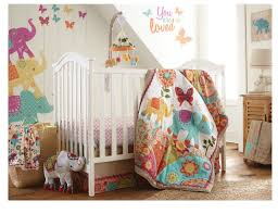 Pink Camo Baby Bedding The Zahara Nursery Collection Features Globally Inspired Prints