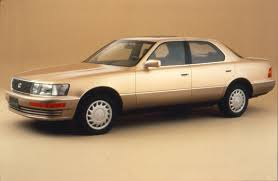 lexus ls400 1990 1990 1994 lexus ls 400 1st generation lexus