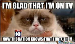 Best Grumpy Cat Memes - oh grumpy cat by snajath meme center