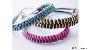 diy woven bracelet images Diy fashion ideas d i y fishtail braid bracelet jpg