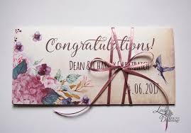 wedding gift envelope wedding thank you cards gratulation wedding card wedding gift