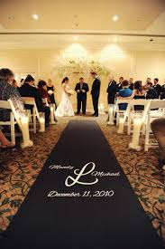 black aisle runner 37 best lovely aisles images on aisle runners wedding