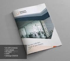 10 beautiful furniture brochure templates u2013 design freebies