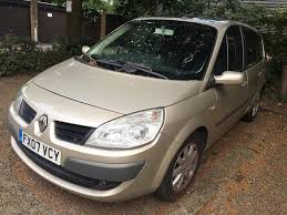 renault scenic 7 seater manual petrol in wembley london gumtree