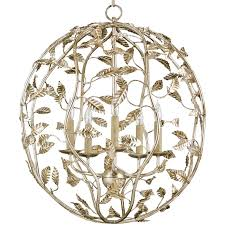 Chandelier Metal Home Decor Admirable Light Of Sphere Chandelier With Metal Design