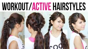 easy party hairstyles for medium length hair cute u0026 easy back to gym hairstyles for medium to long hair