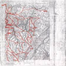 Mcminnville Oregon Map by The Caney Fork Of The Cumberland River Pages 86 87