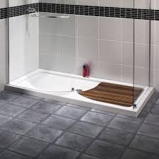 shower tray indeed increase the efficiency of a bathroom bath