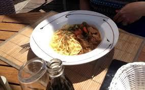 cuisine corse veau aux olives sauté de veau corse aux olives photo de restaurant le marinella