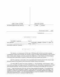 40 warranty deed templates u0026 forms general special template lab