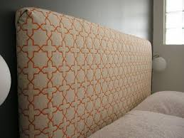 elegant how to make fabric covered headboard 76 with additional