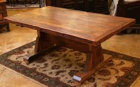 Metal Base For Trestle Table Solid Wood Dining Table Tops by Barnwood Dining Table Rustic Dining Tables Reclaimed Barnwood