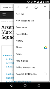 how to save to android how to save webpage in pdf in chrome for android