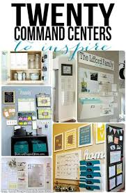 20 command center ideas to inspire clutter solutions clutter