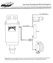 wiring diagram for joe hunt hei distributor alkydigger amazing wire