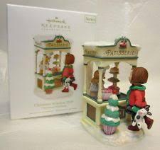 hallmark ornaments ebay