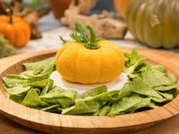 pumpkin foods pumpkin cheeseball recipe food network