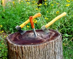 Handmade Swedish Axe - is in the eye of the ax holder types for wilderness use
