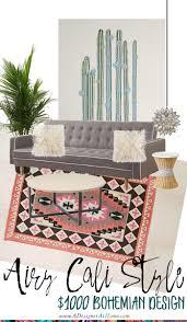 1000 bohemian living room design a designer at home