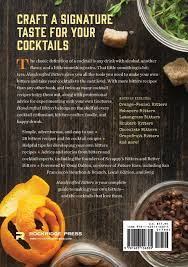 handcrafted bitters simple recipes for artisanal bitters and the