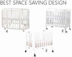 Babyletto Grayson Mini Crib White Babyletto Mini Crib Mattress Iron Twine White Baby Cribs