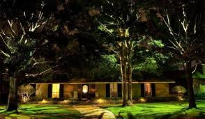 Tree Lights Landscape Landscape Lighting Styles Trees Gardens Planters Sa Landscaping