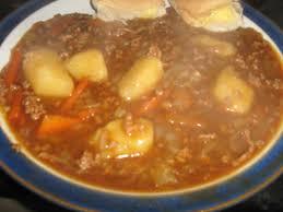 how to make minced ground beef stew mince stew ground beef