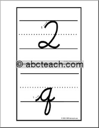 cursive writing worksheets qq tt letters and song cursive