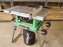 Hitachi C10fr Table Saw Irs Auctions Lot Listing