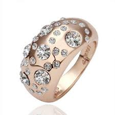 design jewelry rings images R070 fashion 18k yellow gold plated rings new fashion jewelry jpg