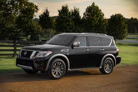 nissan armada quality problems nissan jacks up 2018 armada u0027s price cedes bargain crown to 2018