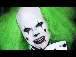 Scary Clown Halloween Costumes Men Evil Clown Halloween Tutorial