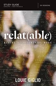 relatable study guide ebook by louie giglio 9780310088738
