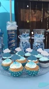 heaven sent baby shower theme for twins cupcakes heaven sent