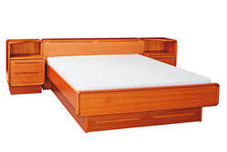 King Platform Bed Set Scandinavia Furniture Metairie New Orleans Louisiana Offers