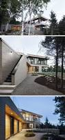 Modernhouse by 18 Modern Houses In The Forest Contemporist