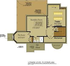 Cottage House Plans With Basement Small Cottage Floor Plans Small Loft Floor Plans Small 3 Bedroom