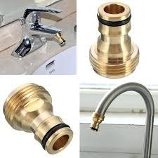 kitchen faucet hose adapter sink faucet hose attachment connect garden hose to kitchen sink
