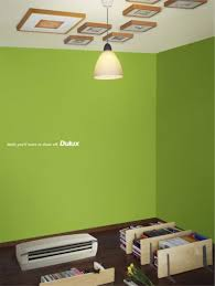 study dulux print ad