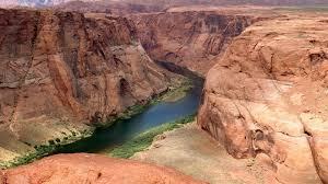Arizona rivers images Landscapes red cliffs plants rivers green landscapes arizona jpg