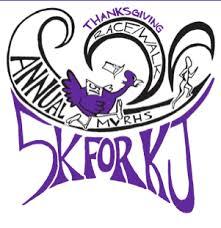 thanksgiving 5k run walk for kj scholarship fund martha s