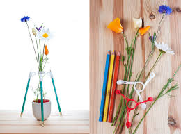 Pencil Vase Friday Finds Pencil These 3d Prints In Shapeways Magazine