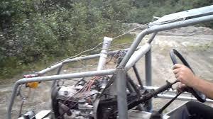 homemade 4x4 homemade buggy built on suzuki 410 youtube