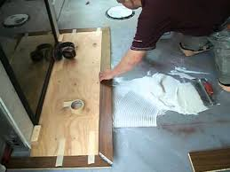 Installing Prefinished Hardwood Floors Installing Prefinished Hardwood Floors How To Spread Glue