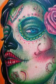 paradise tattoo gathering tattoos big gus sugar skull