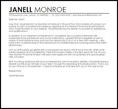 awesome cover letter for a finance job 82 in cover letter sample